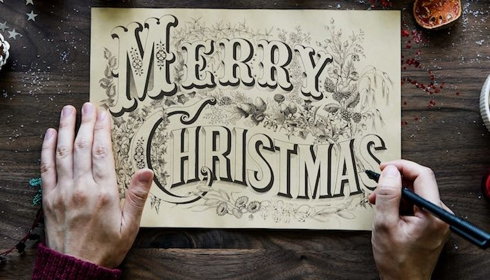 Merry Christmas La Parola Immaginata