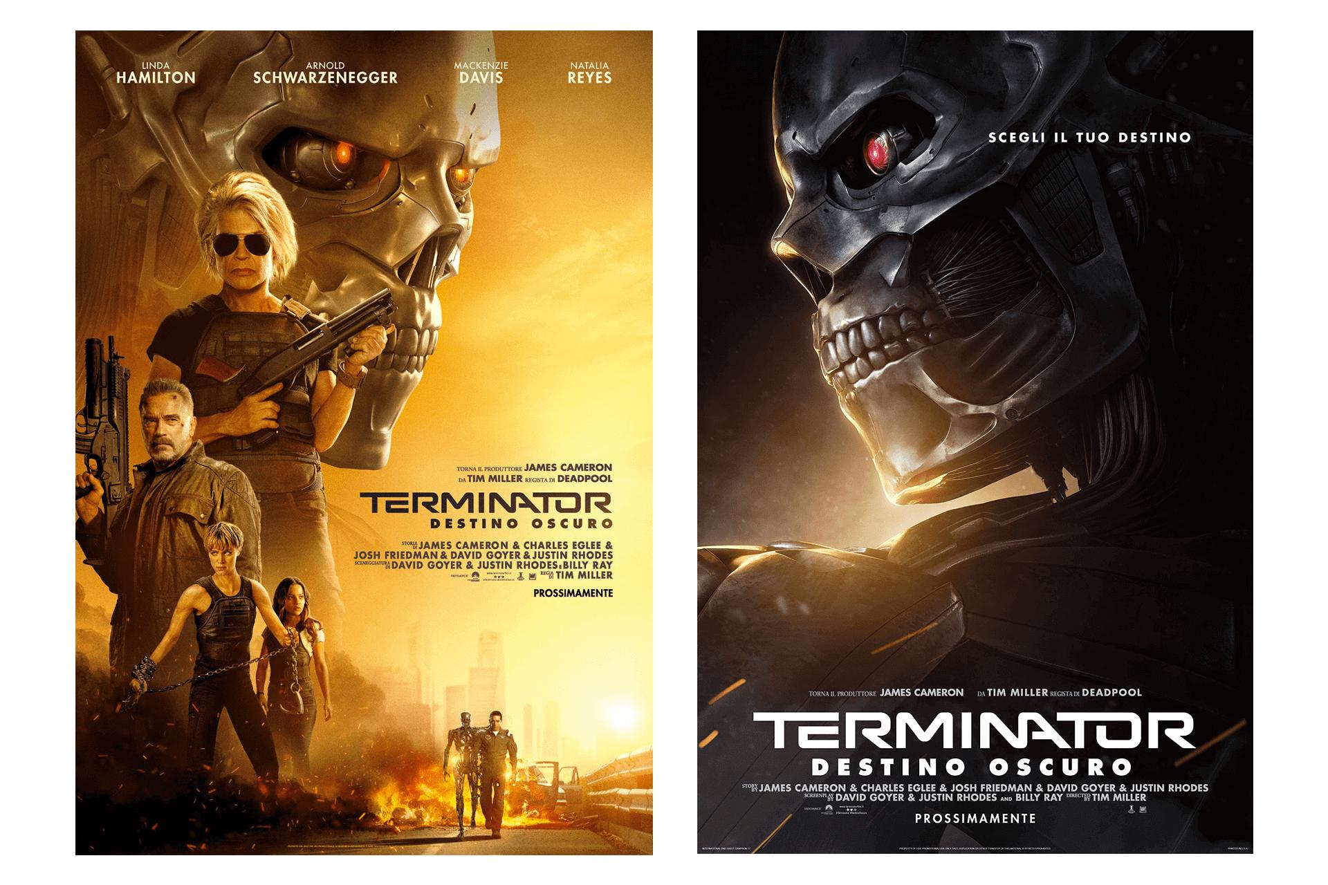 Terminator Social Media