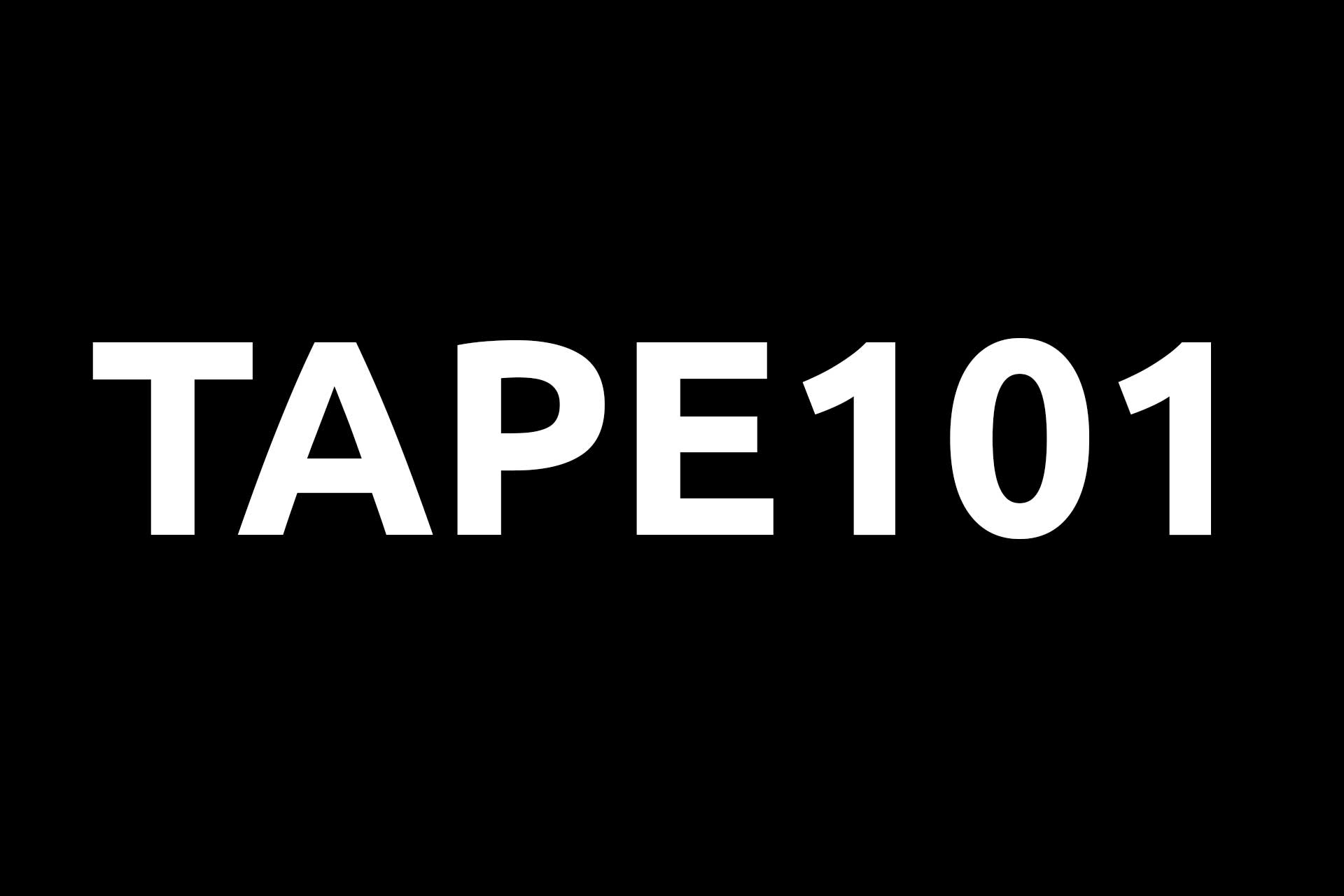 Tape101 portfolio